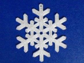 Snow Flake 016