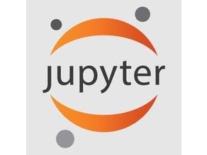 Jupyter Notebook keychain