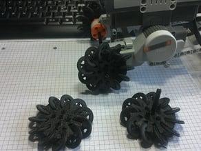 wheel mecanum