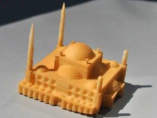 My Muhammad Ali Mosque(1:1000)