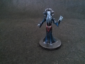 Hatheg the Illithid Necromancer