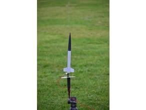 Pathfinder Model Rocket