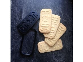 AC/DC Cookie Cutter