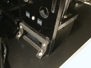Anet A8 Z-Axis support