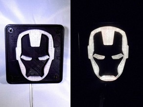 IRONMAN LED Light/Nighlight