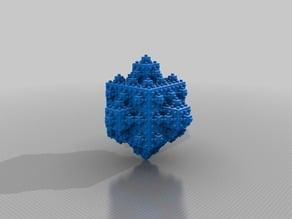 Infinite Cubic Fractal