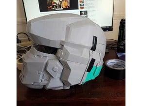 Halo 5 Warrior Helmet
