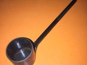 Custom Coffee Scoop