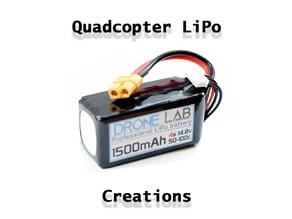 Quadcopter LiPo - Creations