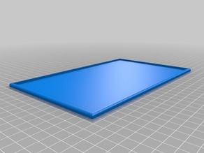 10x6 movement tray for 28 mm miniatures