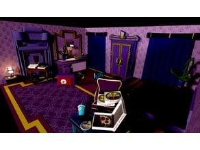 Luigi's Mansion 3 Teaser Trailer Model