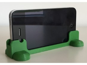 iPhone 4 Horizontal Stand