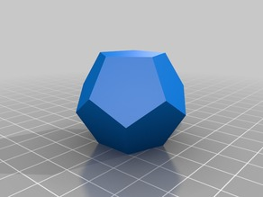 Small Dodecahedron