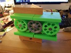 Komo FlicFloc Flockenquetsche Engine mod,