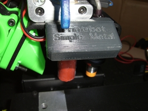 LED Light for Printrbot Simple Metal
