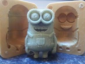 Minion Dave Mold