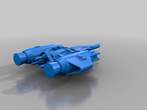 "(Common) Destiny ""Arcadia Class Jumpship"" Ship"