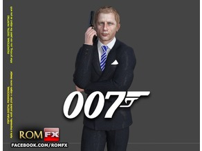 (ART WORK) 007 Bond, James Bond