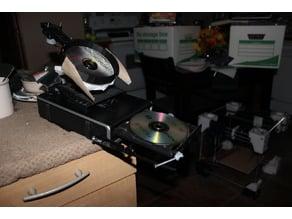 Automatic CD / DVD Burner / Ripper