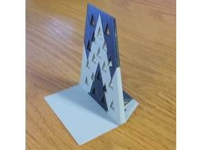 Dual Color Bookend