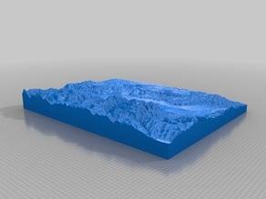 3D Print Laser cut Buena Vista Colorado
