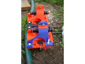 electric valve for irrigation