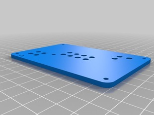 Printable PiBow for Raspberry Pi