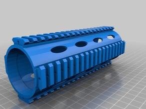 Universal Quad-Rail