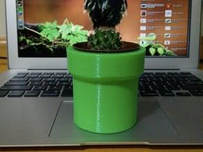 Mini-Cactus Mario Tube