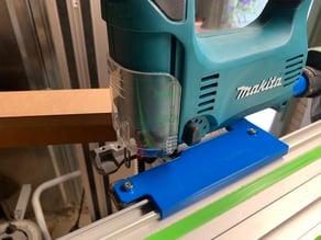 Makarvex - The Makita jigsaw adaptor for Festool rail