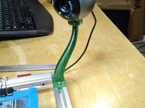 Webcam Stand for Logitech QuickCam S5500, Eyeball Camera