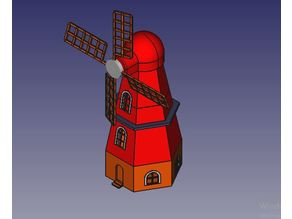 Mühle  XXL