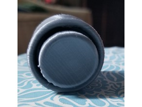 Print in Place Circle Spinner
