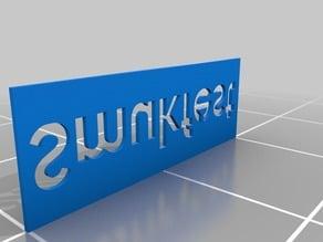 Smukfest + Walther - Logo Original