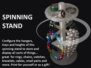 Spinning Stand
