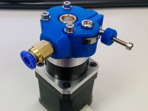 modified Extruder Kai  for 5mm push fit