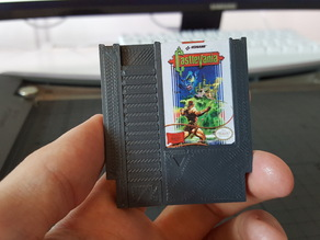 Mini NES Cartridge