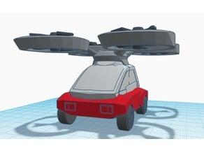 Audi air taxi version v2