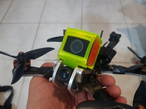 Runcam 3 Mount for Armattan Chameleon