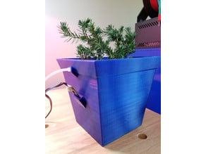 Robotic Gardening Planter Pot