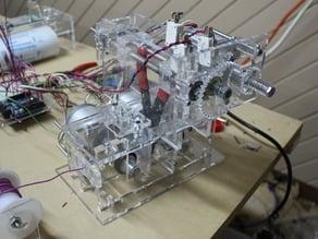 Automatic Wire Stripper (ver. 2)