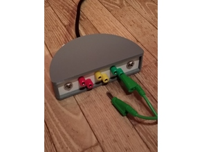 6-Pin Banana Connector