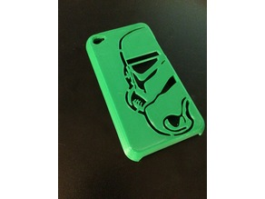 iPod Touch 4th Gen Stormtrooper Cover