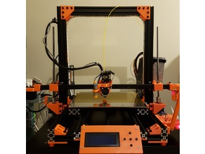 The Bastard 3D Printer