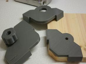 Ultimate Rounded Corner Jig for Router (Customizable)