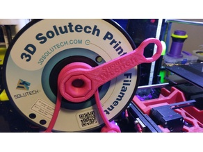 Spool Wrench for Universal Spool Holder