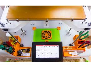 Bigbox printing tools storage