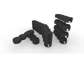 Tire barrier / Barriera pneumatici