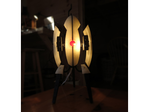 Portal Sentry Turret Desk Lamp