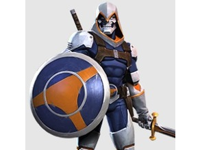 Taskmaster Mask